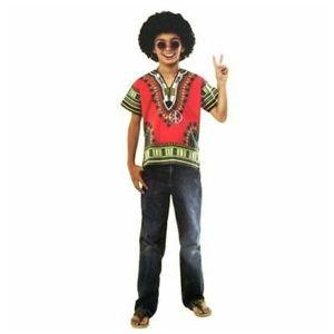 NWT B?oys Size Medium  (8-10) Hippie Costume